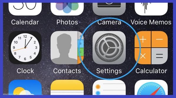 App Store Settings Icon